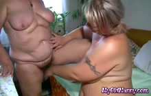 Bbw and Granny Utilize a Sex Toy to Fuck